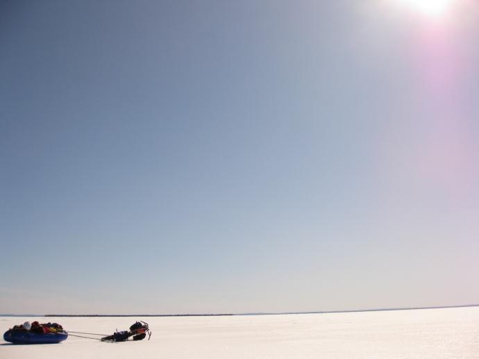 Ice. 2009