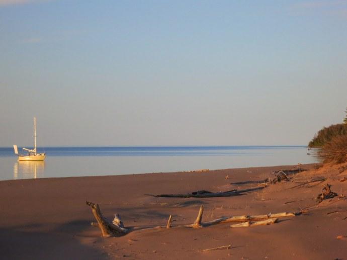 Michigan Island, Apostle Islands. 2012 (photo Susan Lee)