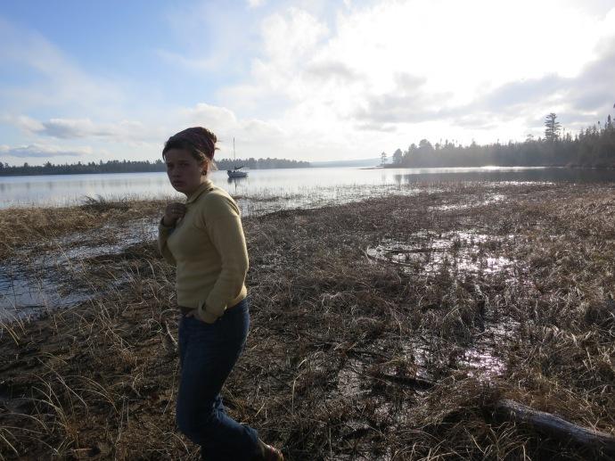 Susan, Lac La Belle. 2012 (photo Marlin Ledin)