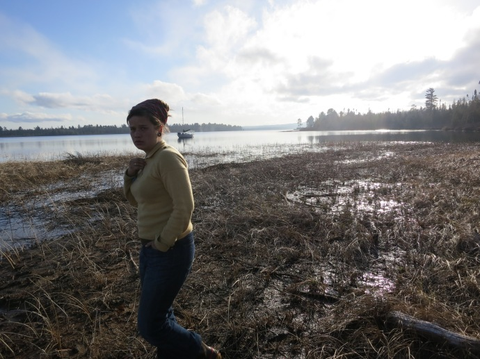 Susan, Lac La Belle. 2012 (photo Marlin Ledin)