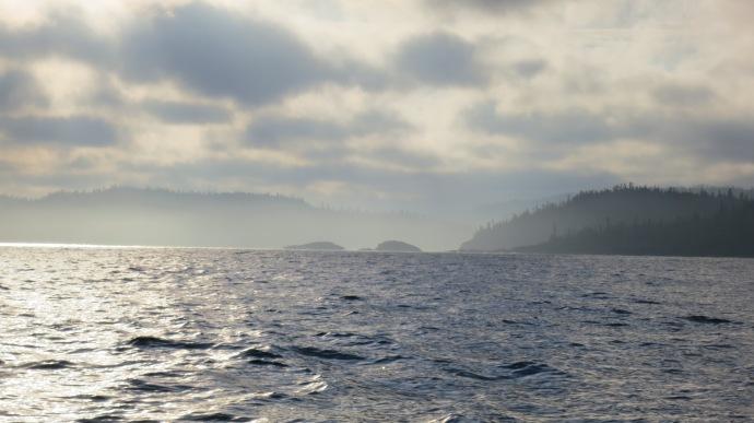 Canadian North Shore. 2012 (photo Susan Lee)